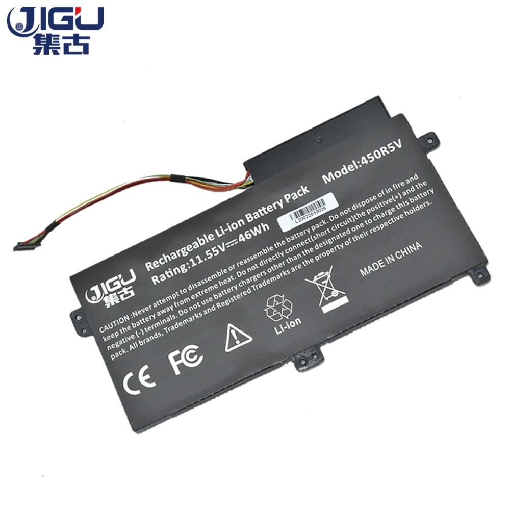 JIGU Battery AA-PBVN3AB For Samsung 500R5H  NP450R4V NP450R5E 470R5V 450R4V NP500R5H-Y04CN 500R5H-Y0A 35X0AA-K02 Np510