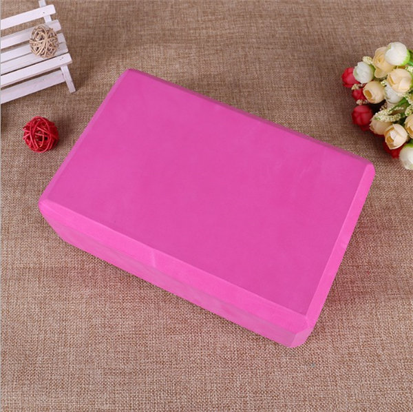 Exercise Fitness Sport Yoga Block Foam Brick Stretching Aid Gym Pilates Postpartum Recovery For Pregnant Women