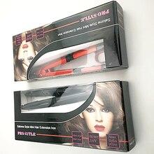 Утюжок для наращивания волос с кератиновым соединением, терморазъемный соединитель для ЕС/США/Великобритании,, коннектор для наращивания волос