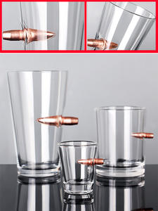 Glass-Cup Coffee-Cup Bullet Fruit-Juice Milk Office Personality-Glass Transparent 55-500ML