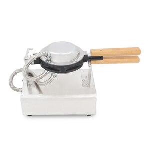 Image 5 - New Model honeycomb waffle machine commercial Non stick maker mini honey comb Shape Waffle Maker Iron pan Machine