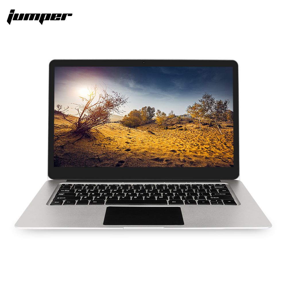 Jumper EZBOOK 3 Pro Notebook 13.3'' Intel J3455 Home Ultrabook Laptop 6GB RAM 128GB ROM 1920*1080 FHD IPS Notebook 2.0MP Camera