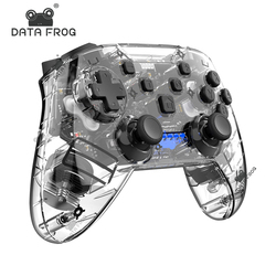 DATA FROG Wireless Switch Pro Controller for Nintendo Switch Game Console for Nintendo Switch lite Dual Vibration Gamepad for PC