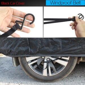 Image 5 - Cawanerl wodoodporna osłona na samochód na zewnątrz słońce anty UV deszcz odporny na śnieg cały sezon nadaje się Auto pokrowce na SUV hatchback sedan