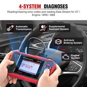 Image 3 - 起動X431 CRP129 車スキャンツールcreader OBD2 自動車診断スキャナー自動コードリーダーabsエアバッグエンジン伝送