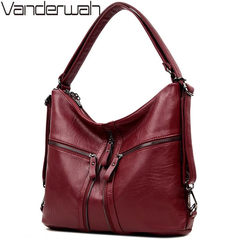 Travel Back Pack School Shoulder Bags For Women 2019 Luxury Handbags Women Bags Designer Handbags High Quality Bagpack Mochila