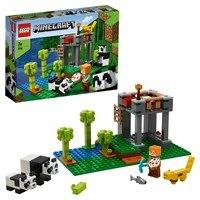 Designer Lego Minecraft 21158 zwinger panda-in Sperren aus Spielzeug und Hobbys bei