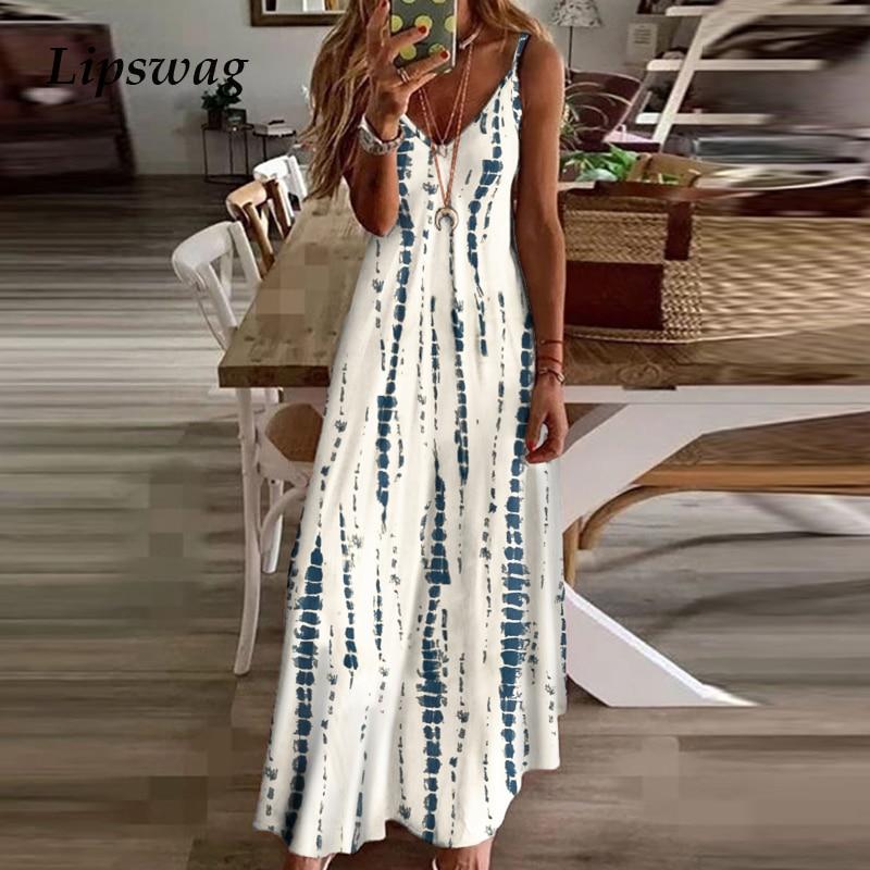 Vintage Floral Print Women Boho Maxi Dress Elegant O-Neck Short Sleeve Long Dresses 2021 Summer Casual Loose Dress Lady Vestidos