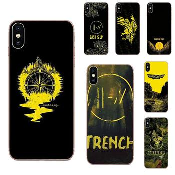 Twenty One Pilots Trench Era Soft Shell For Samsung Galaxy Note 8 9 10 Pro S4 S5 S6 S7 S8 S9 S10 S11