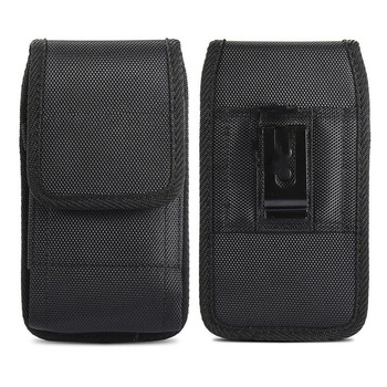 Universal Mobile Phone Holster Pouch Made of High-Quality Oxford Cloth Material