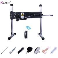 HISMITH APP Premium Sex Machine vac u lock Super quiet Ultra Stability Solid Steel Strong thrust big Power love machine massager