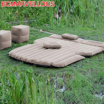 Accesorio de colchón de aire para acampar, Accesorios de automóviles, cama de viaje automotriz para coche Suv
