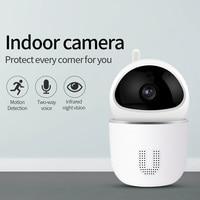 Bezpieczeństwo w domu IP kamera Wi Fi 1080P 720P bezprzewodowa kamera sieciowa kamera telewizji przemysłowej nadzoru P2P Night Vision niania elektroniczna baby monitor w Kamery nadzoru od Bezpieczeństwo i ochrona na