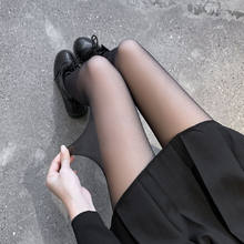 New High Elastic Black Stockings Women Pantyhose Sexy Skinny Legs Tights Prevent Hook Silk Collant Medias Girl Pantys
