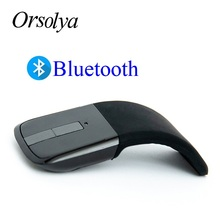 Bluetooth אלחוטי עכבר Arc מגע נייד ארגונומי מחשב עכבר מתקפל אופטי מיני עכברים נייד מחשב נייד Tablet