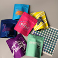 100 шт., новые мешочки для печенья, Калифорния, майлар, перезаряжаемые, 3,5 г, упаковка C B D, в комплект входят мешочки с антифальшивыми этикеткам...