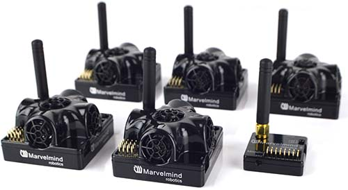 Recommendation Of Marvelmind Indoor Navigation GPS Positioning System With 50m Accuracy Of 2cm Pixhawk