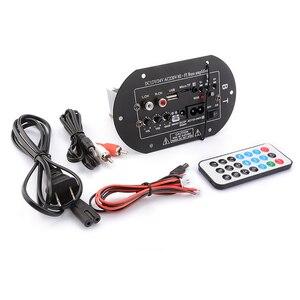 Image 5 - AIYIMA 100W Bluetooth Audio Amplifier Board Car Subwoofer Amplifier Home Theater Sound System 12V 24V 220V For 5 10Inch Speaker