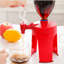 Magic Tap Saver Soda Dispenser Upside Down Drinking Water Dispense Machine Gadget Party Home Bar Kitchen Gadgets Fizz