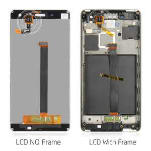 """Image 4 - 5.0"""" Original Display For XIAOMI Mi4 LCD Touch Screen with Frame for Xiaomi Mi4C LCD Display Mi 4 4C 4i Mi4i LCD Replacement"""