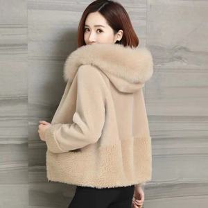 Image 3 - Giacca da donna in pelliccia di montone imitazione giacca invernale nuova pelliccia di volpe una pelliccia sciolta
