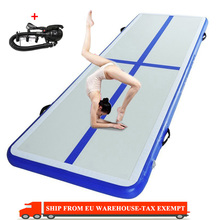 Air-Pump Track Gymnastics-Mattress Inflatable Floor Yoga Electric 5m 6m 4m Olympics Wrestling