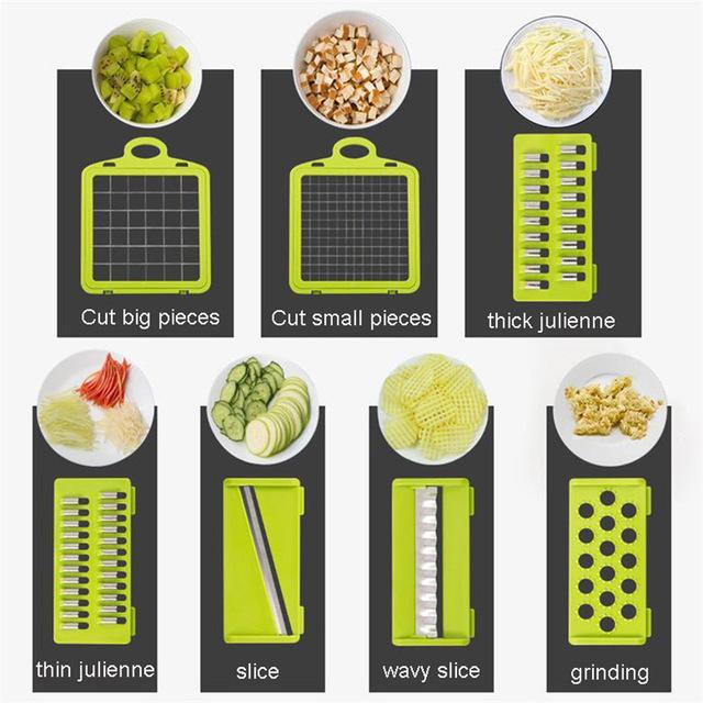 Vegetable cutter.