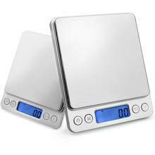 3000g/0.1g Portable Mini Electronic Digital Scales Pocket Case Postal Kitchen Jewelry Food Weight Balance Digital Scale portable mini electronic balance 200g 0 01g gold jewelry pocket postal kitchen jewelry weight balance digital scale