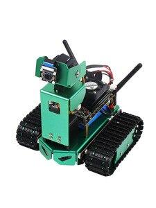 Image 3 - JETBOT 인공 지능 자동차 Jetson 나노 비전 AI 로봇 자동 조종 장치 개발 보드 키트