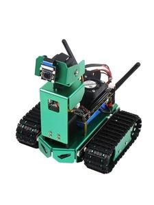 Image 3 - JETBOT искусственный интеллект автомобиль Jetson nano vision AI робот автопилот набор макетной платы