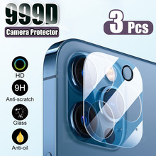 3Pcs Camera Protective Glass For iPhone 11 12 Pro Max X XR XS MAX Screen Protector On iPhone 7 6 6s 8 Plus SE 2020 12 Mini Glass