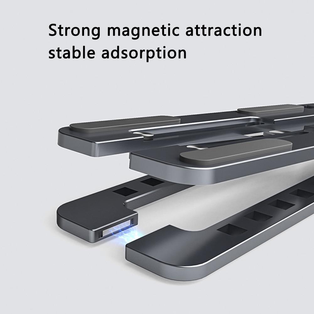 suporte desktop notebook suporte de mesa portátil