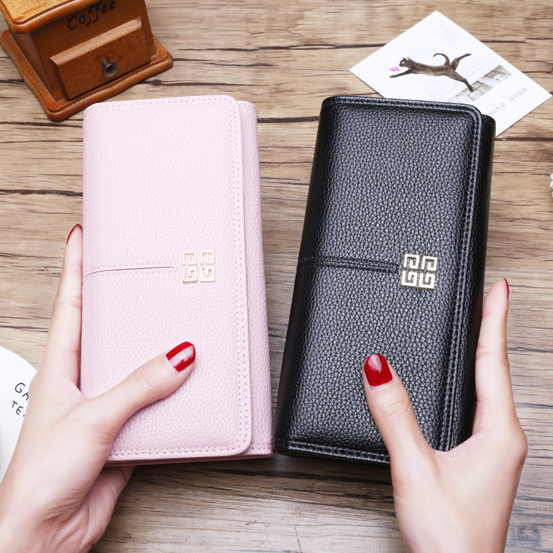 Best Buy Card Holder Wallet Discount,melupa Women Men ID Credit Card Protector Leather Wallet Package Box