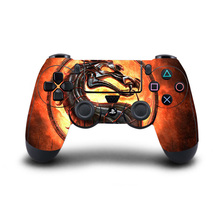 PS4 Controller Skin Sticker Game PS 4 Gamepad Stickers Vinyl Decal Cover for Sony PlayStation 4 DualShock 4 Wireless Controller