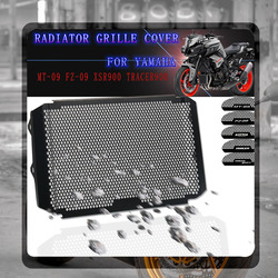 For YAMAHA MT 09 MT09 Tracer 900 GT FZ09 XSR900 XSR 2015 2016 2017 2018 2019 Motorcycle Radiator Grille Cover Guard Protection