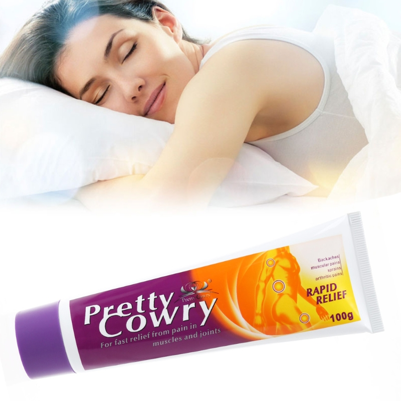New Cream Fast Pain Relief Muscles Joints Essential Ointment Bodys Treatments