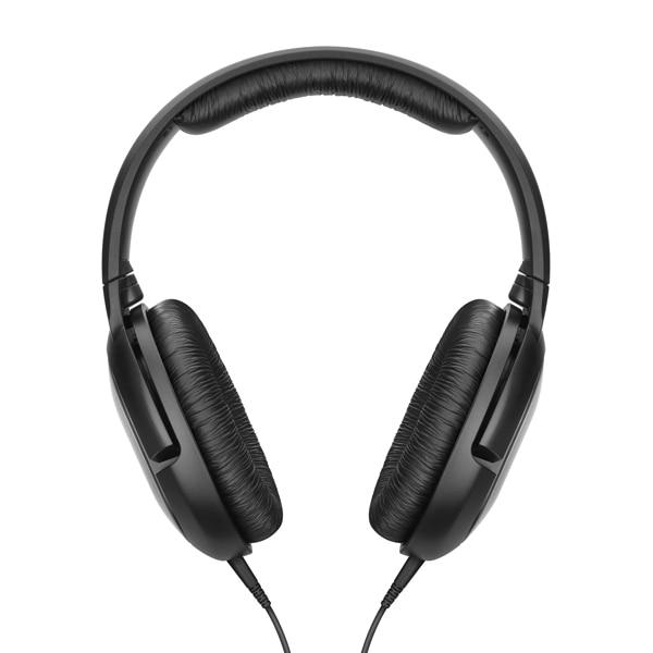 Наушники SENNHEISER HD 206, 3.5 мм, мониторы, черный/серебристый [507364]|Наушники и гарнитуры|   | АлиЭкспресс