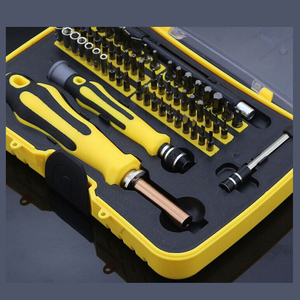 Отвертка-гаечный ключ PARON 62 в 1, Набор отверток для ремонта мобильных телефонов, компьютеров, ноутбуков, ручных инструментов