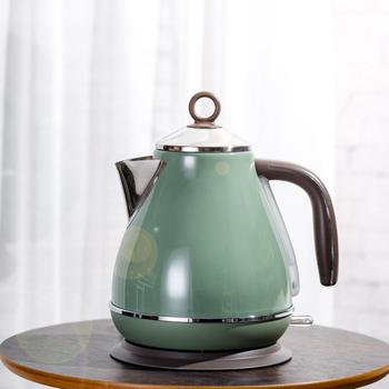 220v high quality 5l instant heating electric hot water dispenser boiler automatic household electric kettle bottle eu au uk 1700ml Electric Kettle Stainless Steel Fast Heating Boiling Teapot Household Tea Water Boiler Pot EU Plug 220V Kitchen Appliance