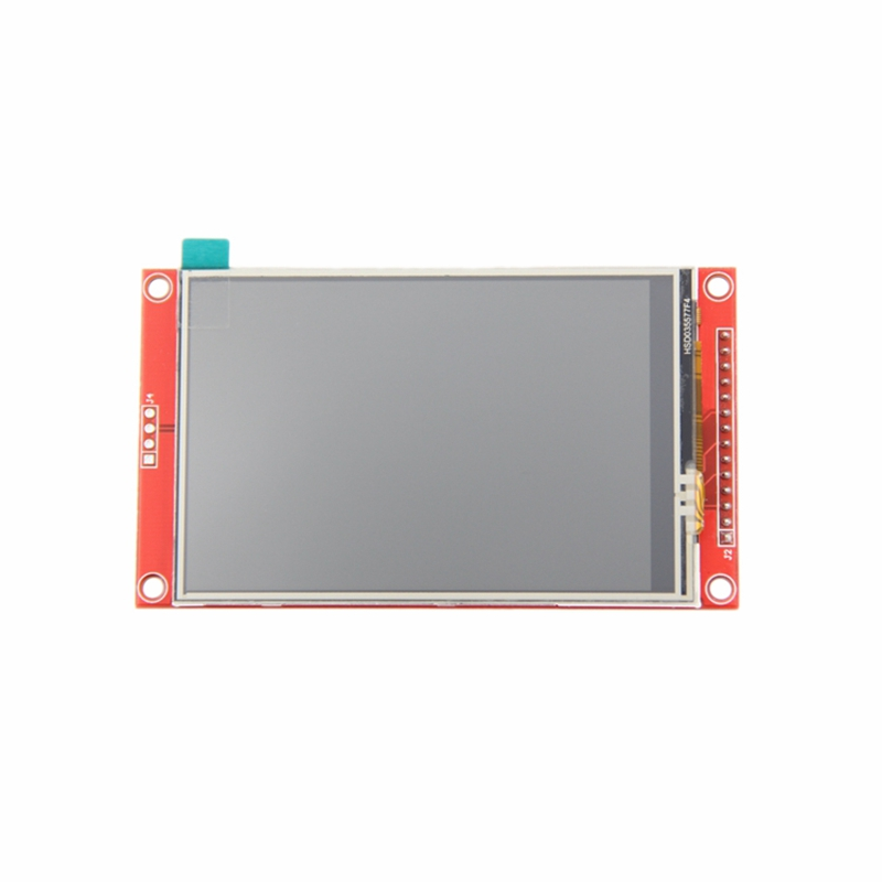 Top 3.5 Inch 480x320 SPI Serial TFT LCD Module Display Screen with Press Panel Driver IC ILI9488 for MCU