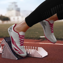 2020 New Men's and Women's Track and Field Shoes Track and Field Sprinter Running Shoes and Spike Field Shoes Distance Jump отсутствует track and field athletics легкая атлетика учебное пособие