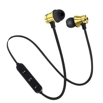 Wireless Headset Sports Neck Hanging Wireless Earset Running In-Ear Wireless Earset Stereo Wireless