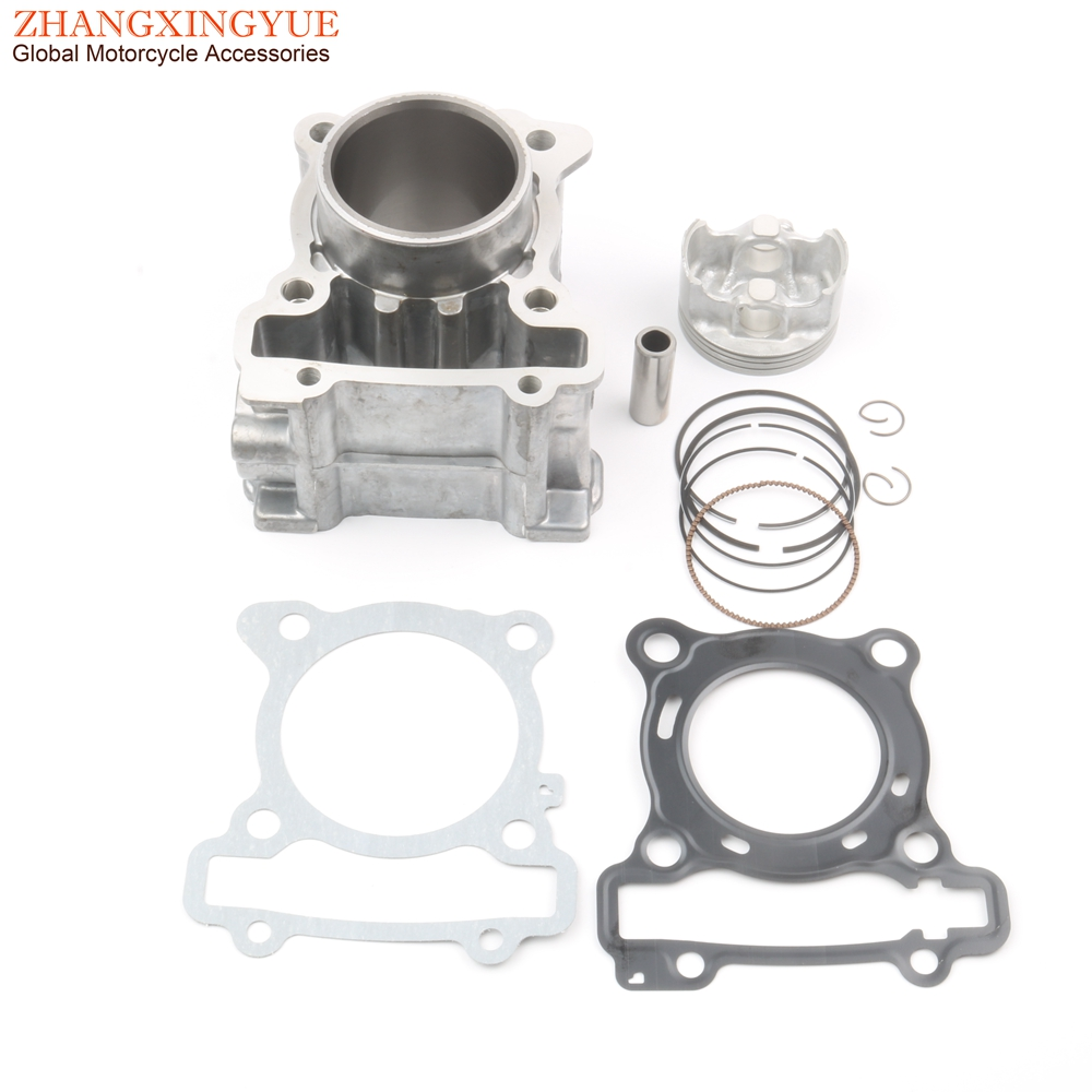 Scooter Cylinder Kit & 58mm Piston Kit & Gasket for Yamaha Nmax 155 Aerox TRICITY R15 155cc GPD 150A 2DP-E1311-10 motorcycle