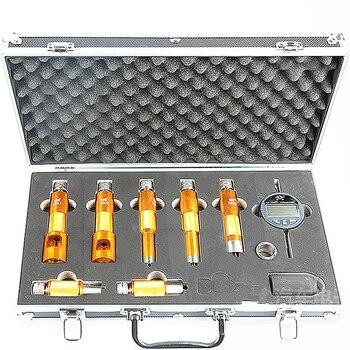 common rail injector nozzle Valve CRIN1 CRIN2 component travel measurement tool for Armature lift, Needle valve lift measuring