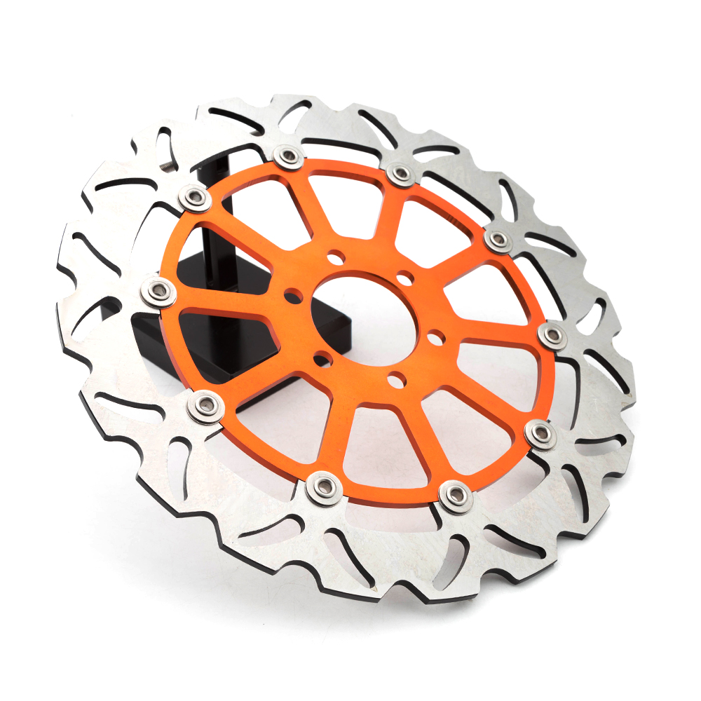 Front and Rear Rotors /& Semi Metalic Brake Pad Kit for 2013-2018 Nissan Sentra