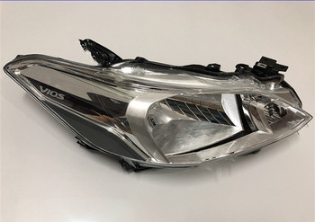 Qirun headlight assembly for Toyota vios 2016-2018