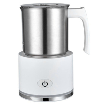 250Ml Milk Foamer Electric Steamer Frother Milk Frothers for Home Office Coffee Shops EU Plug