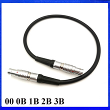 FGG To FGG Male Cable 00 0B 1B 2B 3B 2 3 4 5 6 7 8 9 10 12 14 16 19 20 26 Pin Cable TC sync the Red camera Audio ARRI Mini Alexa