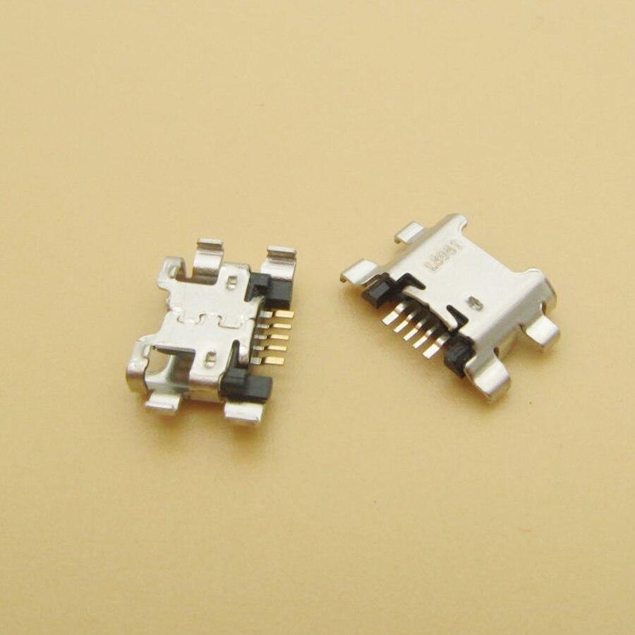 20 шт.-50 шт. Micro USB зарядный порт Гнездо разъем док-станция для Huawei Honor 7X 7A 7C/для Honor 9 Lite Enjoy 7S Зарядный Разъем