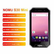 NOMU S30 Mini SmartPhone 3GB RAM 32GB ROM 4.7